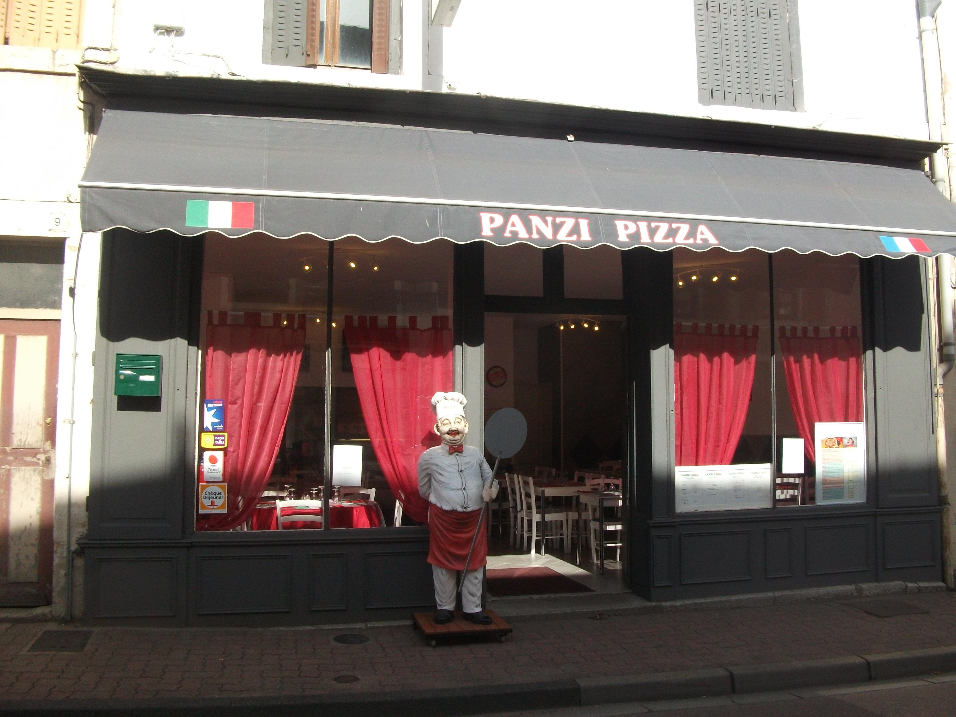 Panzi Pizza à Châtillon-en-Bazois
