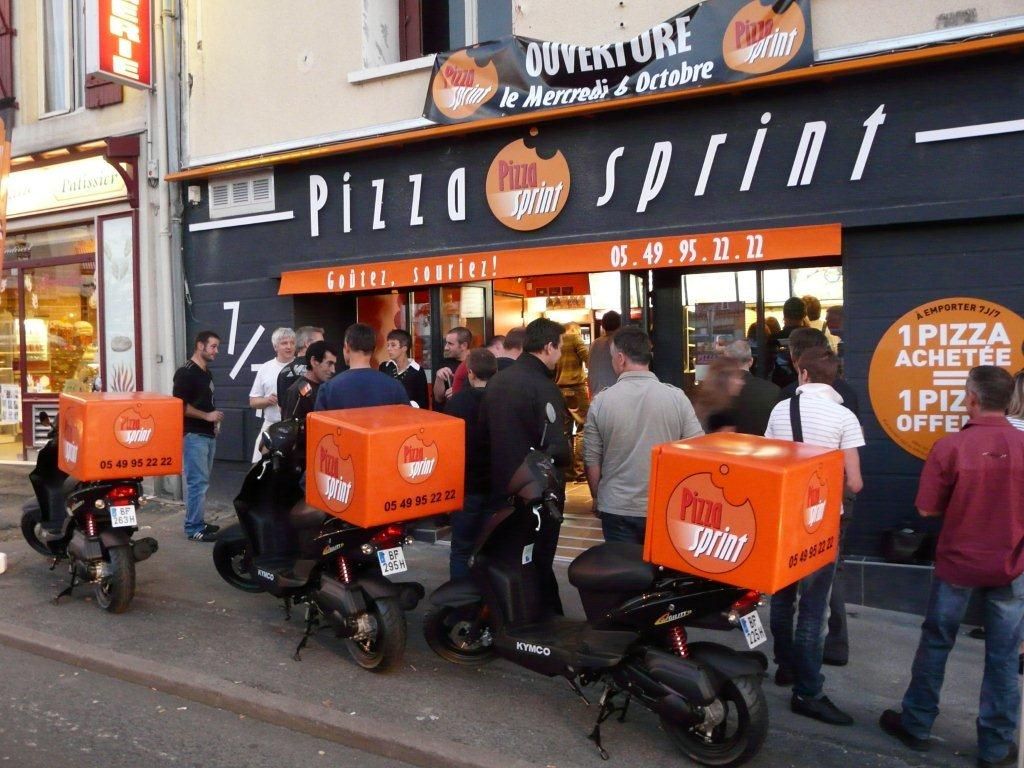 Pizza Sprint Parthenay
