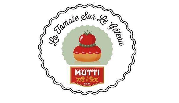 Tomate sur le Gâteau de Mutti