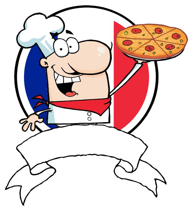 La pizza préférée des Français