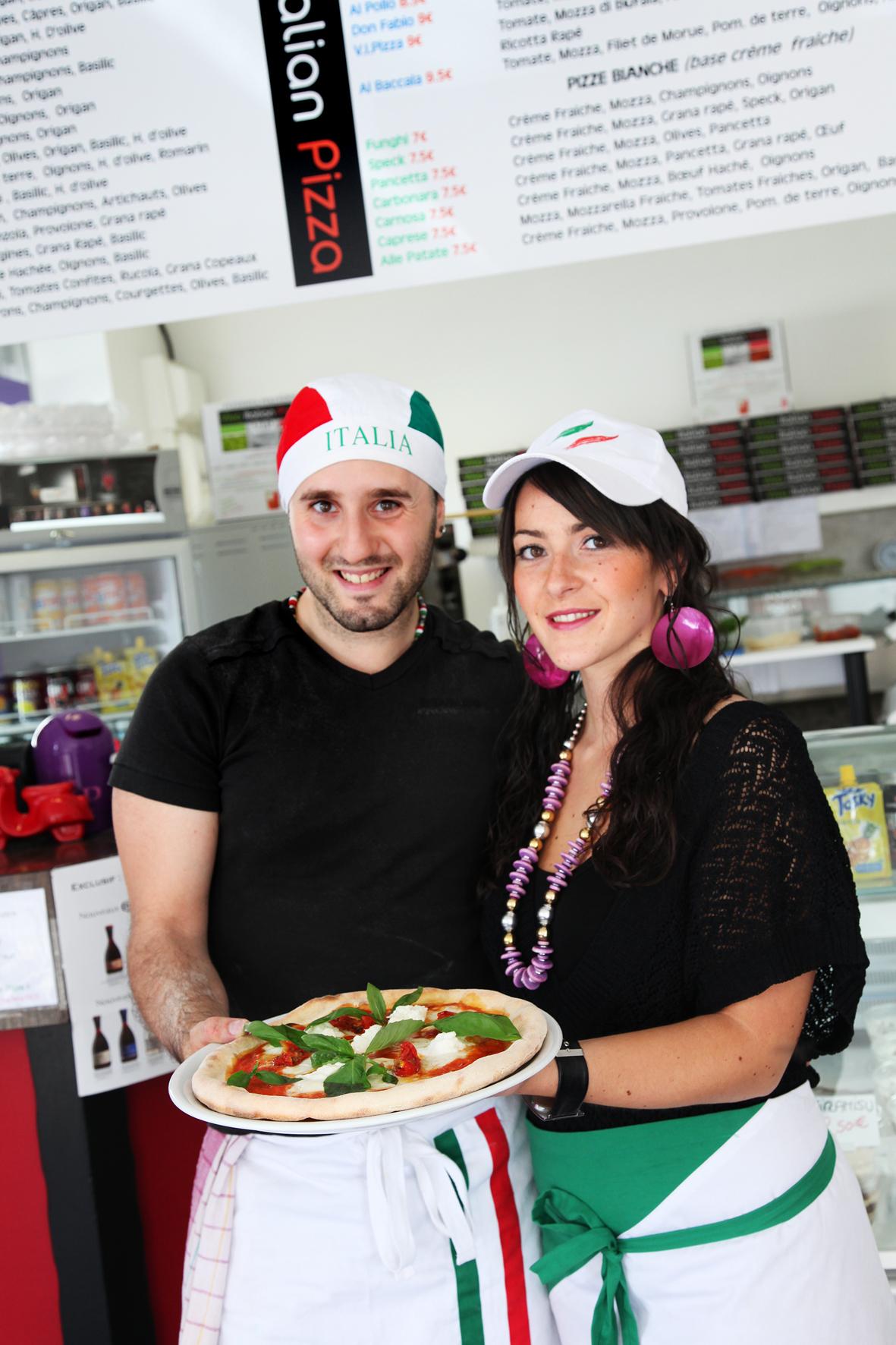Viva Italian Pizza (V.I.P)