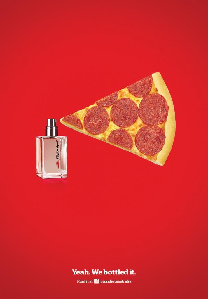 Eau de Pizza by Pizza Hut