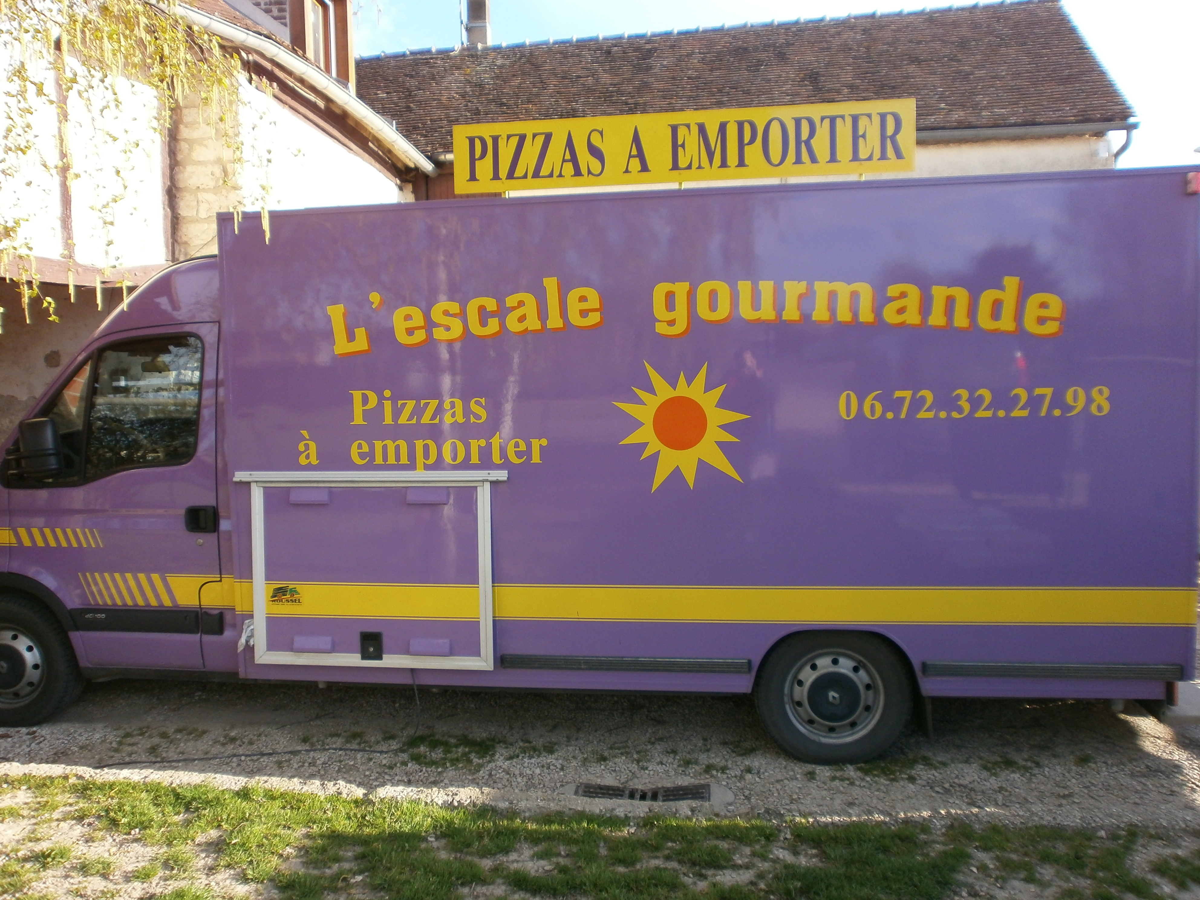 L'escale gourmande - Jully-sur-Sarce