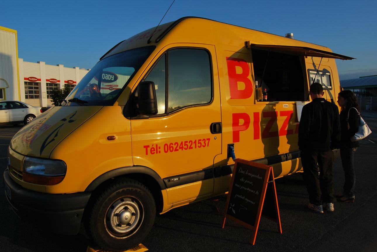 Breizh Pizza à Névez