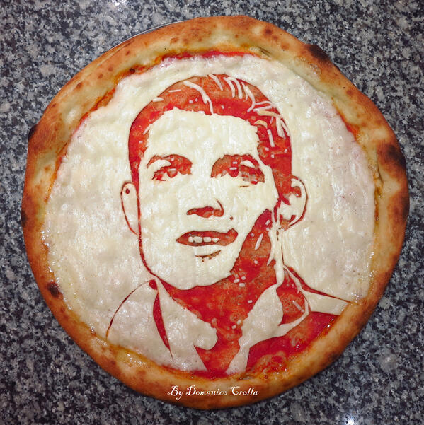 Pizza Christiano Ronaldo