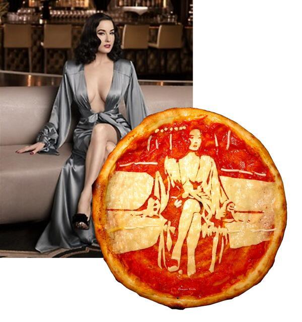 Pizza Dita von Tess