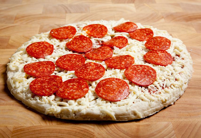 Pizza surgelee