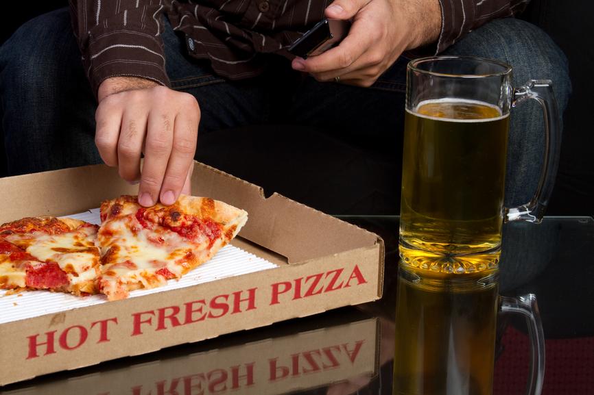 Quelle boisson pizza