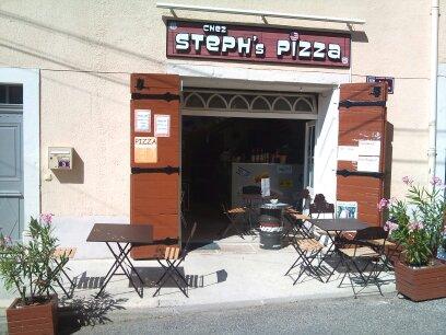 Chez Steph's Pizza