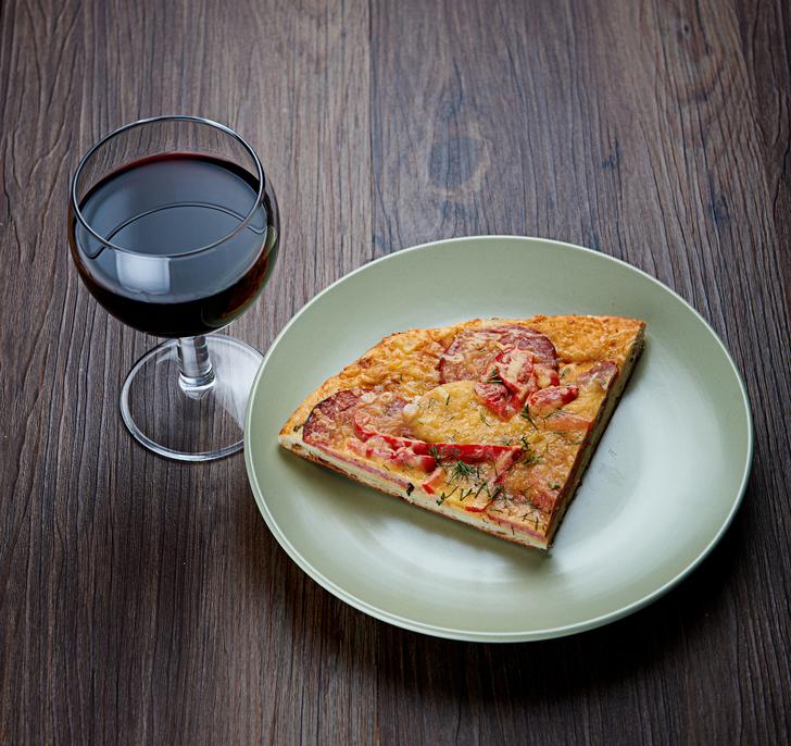 Pizza vin
