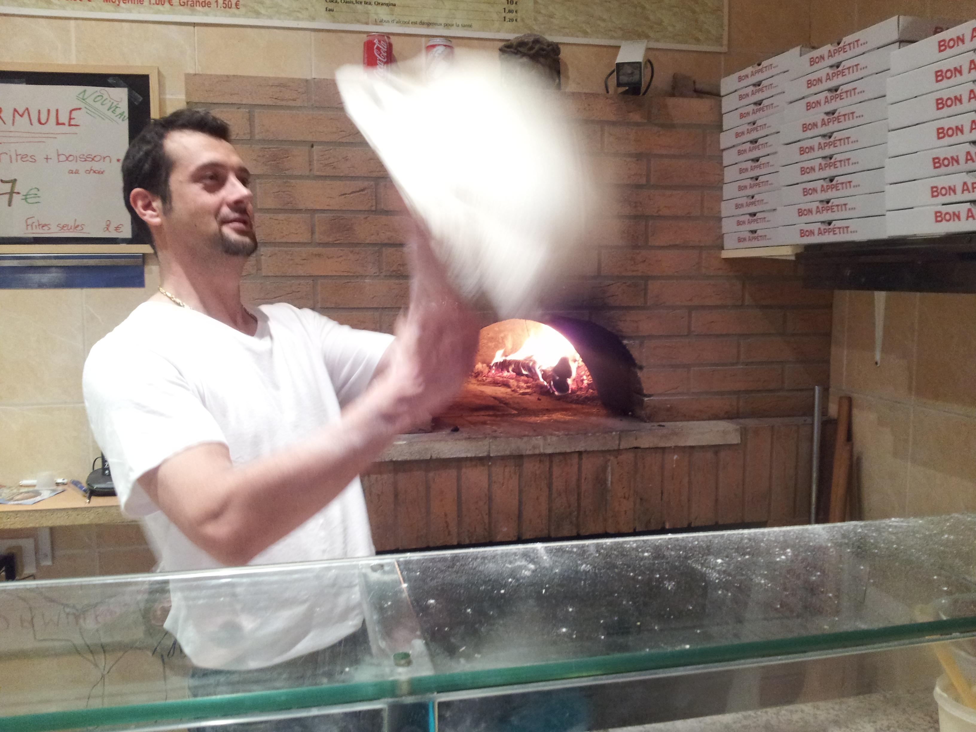 Pizza Orlando à Hesdin-l'Abbé