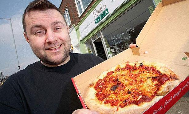 Pizza plus épicée au monde