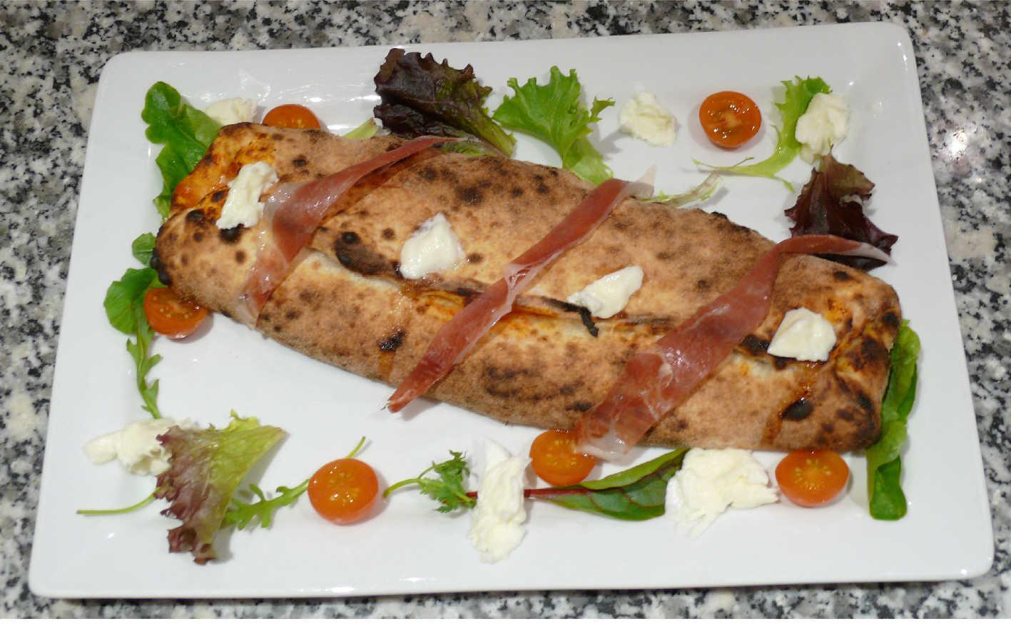 Pizza gastronomique