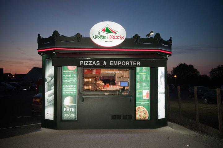 Le kiosque à pizzas - Saint-Vit