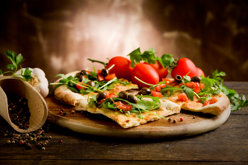 Pizza recette light