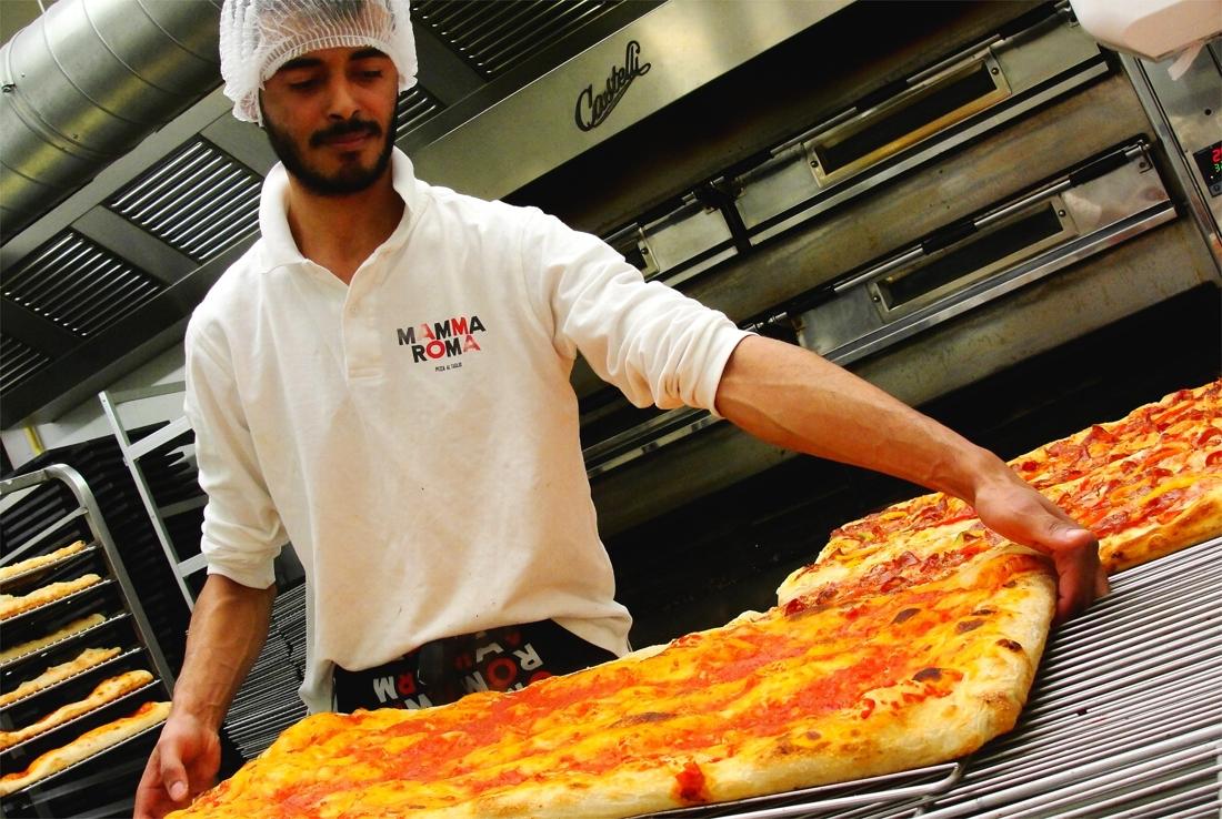 Mamma Roma Pizza