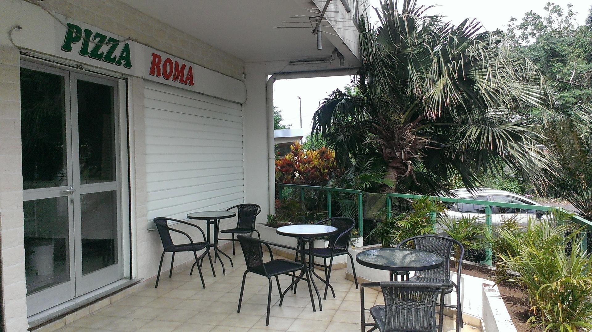 Pizza Roma à Saint-Denis