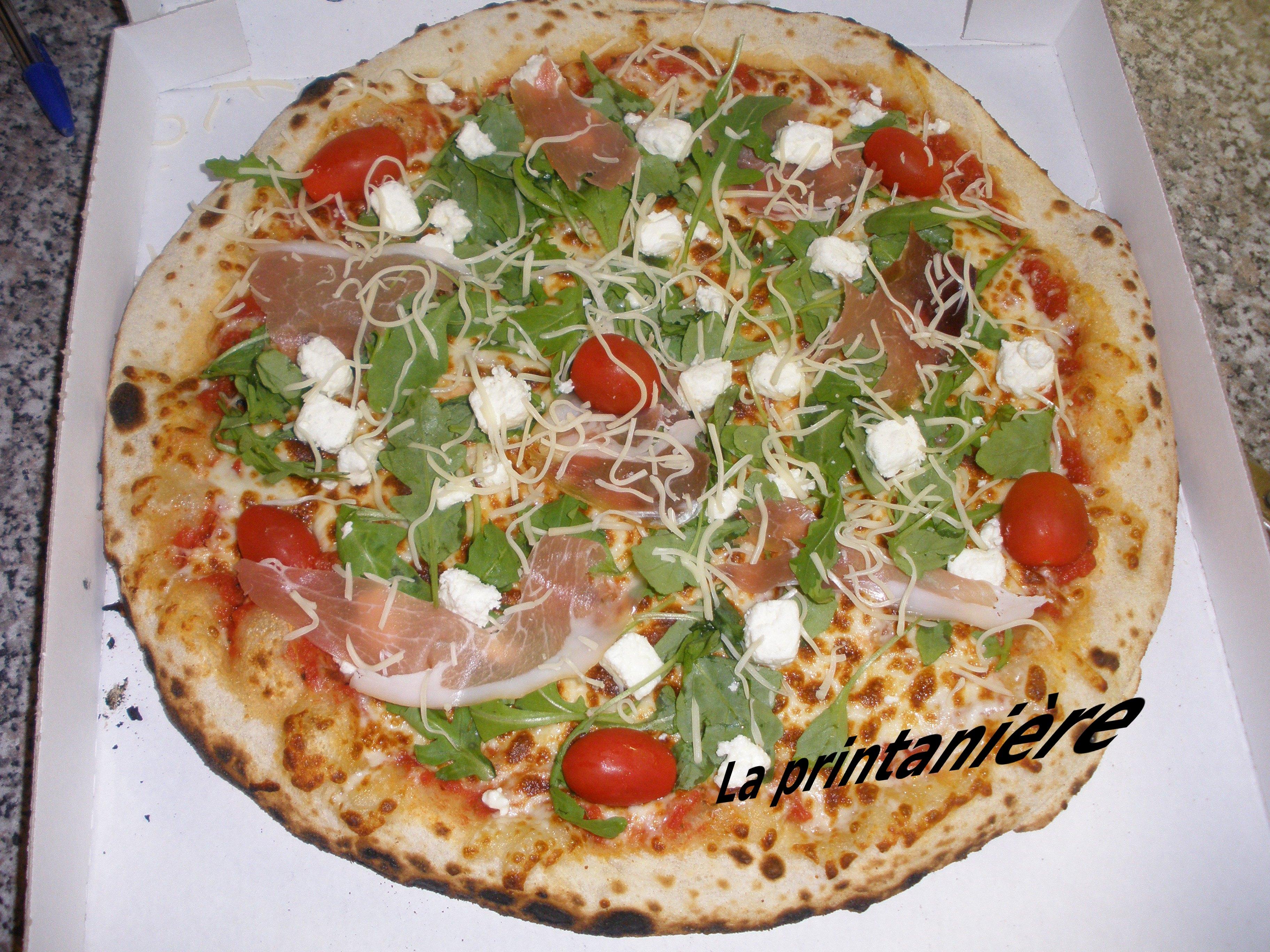 Camion Pizza Fauci Au Feu De Bois Amancy