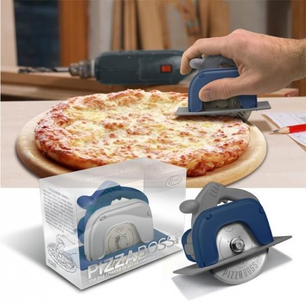 Scie circulaire pizza