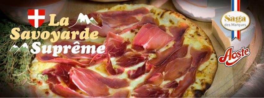 Savoyarde suprême - La boîte à Pizza