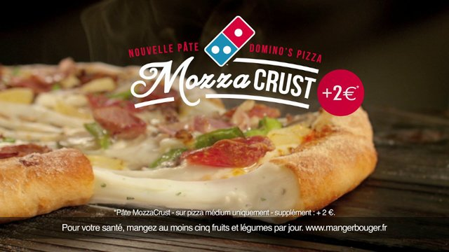 Mozzacrust - Domino's Pizza