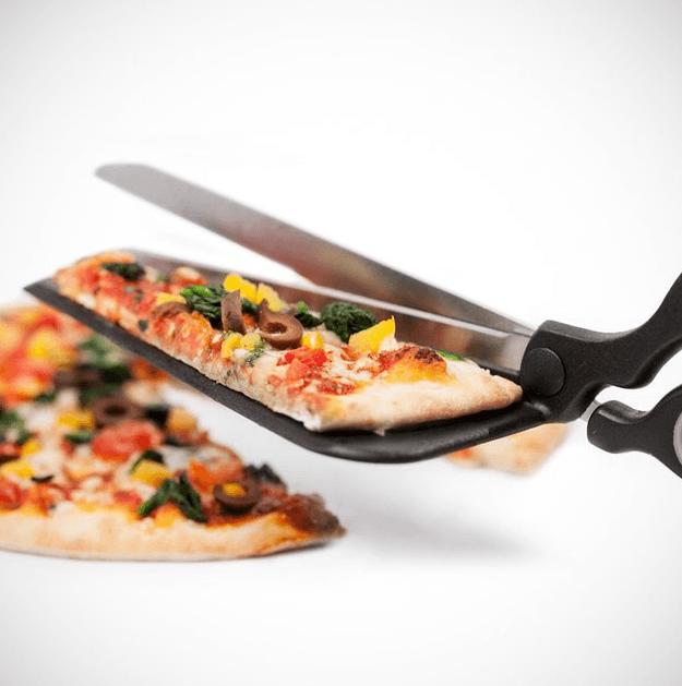 Ciseau pizza