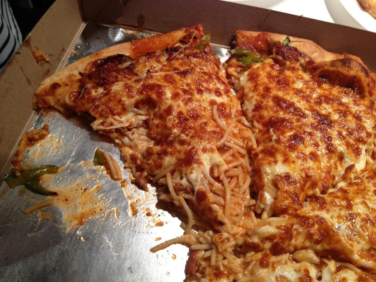 Pizzaguetti