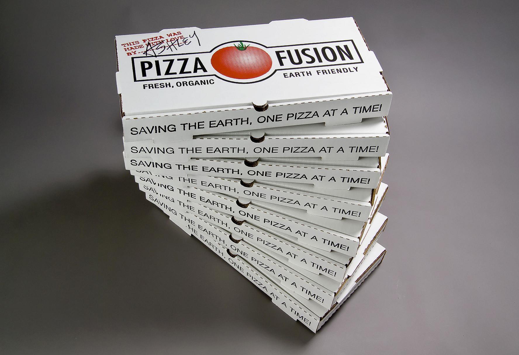 Pizza écologique