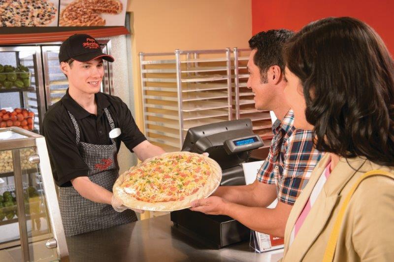 Pizza testicules