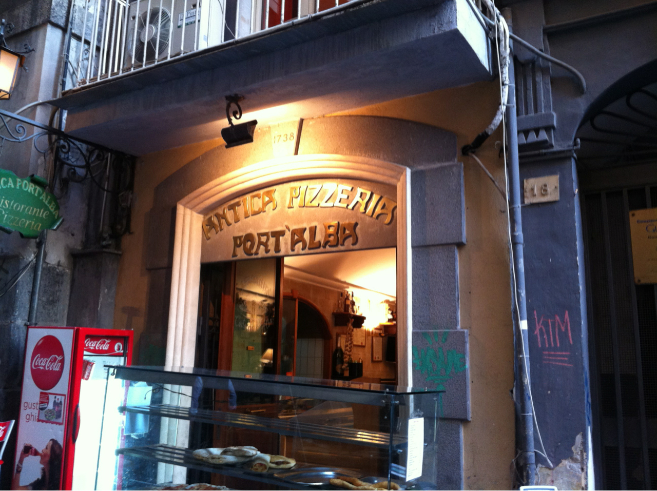 La plus vieille pizzeria du monde actualit s pizza for Quelle heure ikea ouvre t il aujourd hui