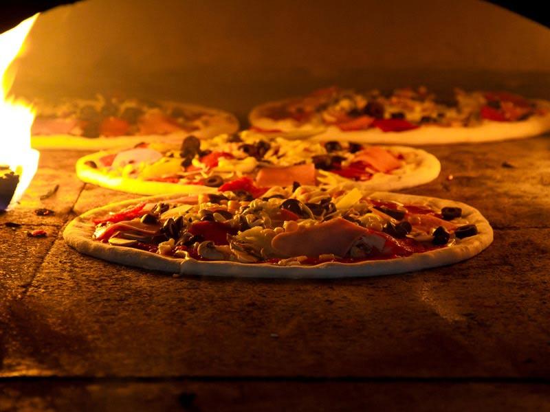 Les dessous scientifiques de la cuisson d'une pizza