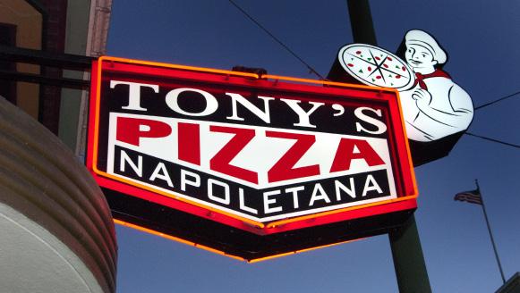 Meilleure pizzeria Etats Unis