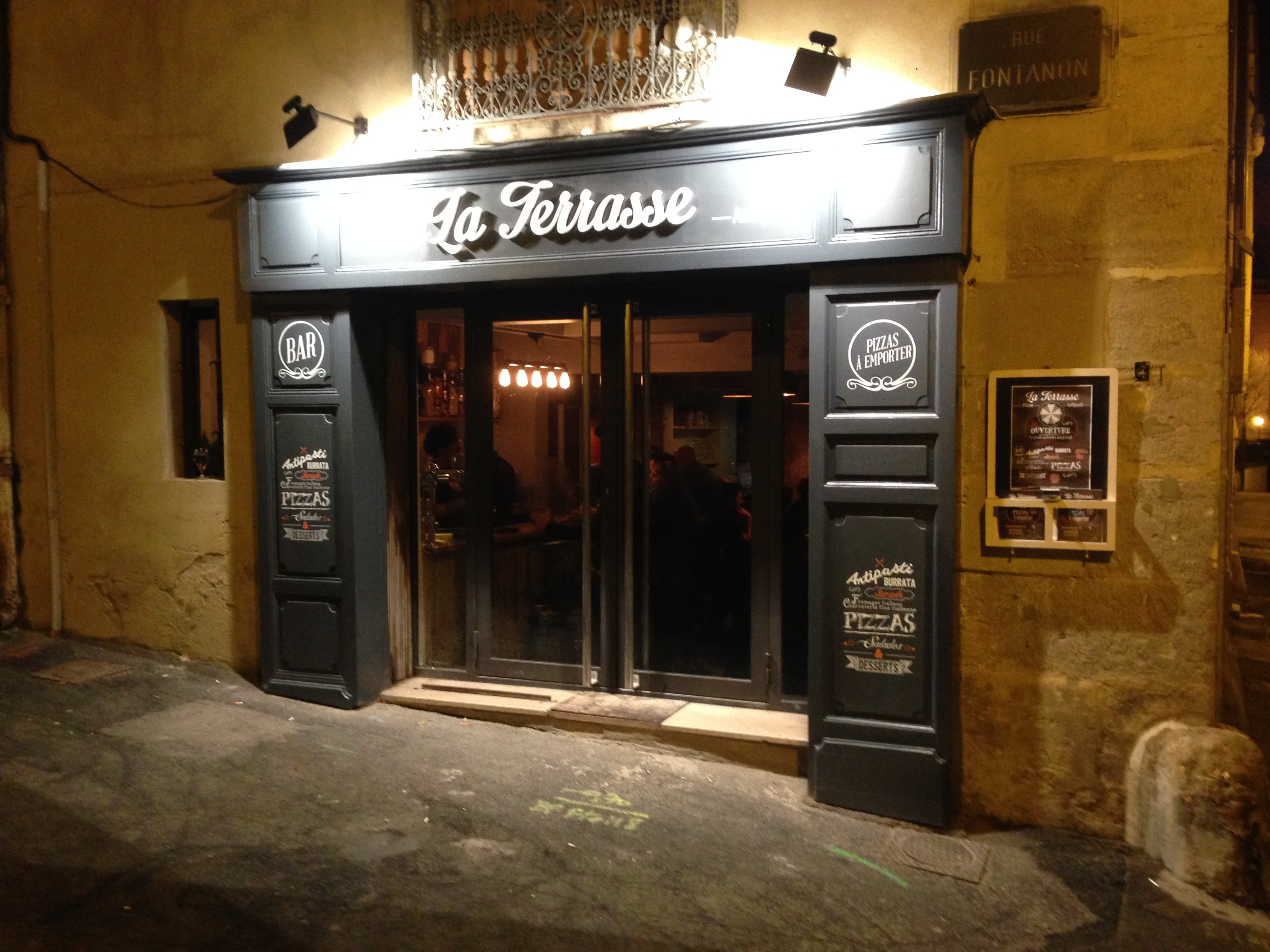 Pizzeria la Terrasse - Montpellier